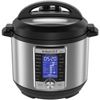 Instant Pot Ultra 10-in-1 6-Quart Programmable Multi Function Pressure Cooker (Stainless Steel)
