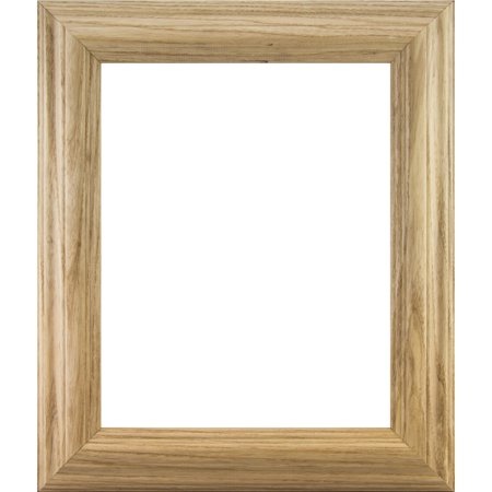 Craig Frames Wiltshire 151, Raw Unfinished Wood Picture Frame, 8.5 x 11 Inch](Unfinished Wood Frames)