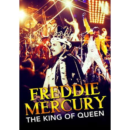 Freddie Mercury: The King of Queen (Freddie Mercury Outfit)