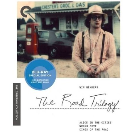 Wim Wenters  The Road Trilogy  Blu Ray