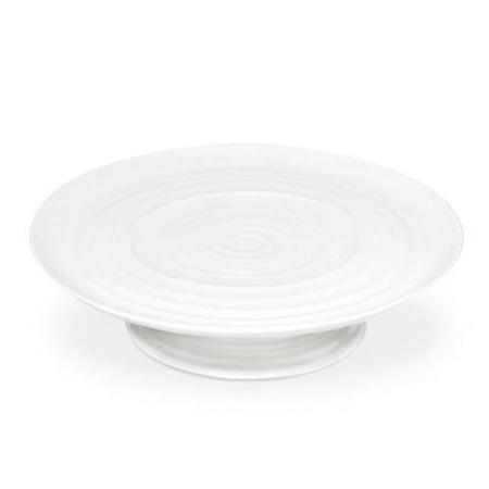 Portmeirion Sophie Conran White Footed Cake Plate - Walmart.com