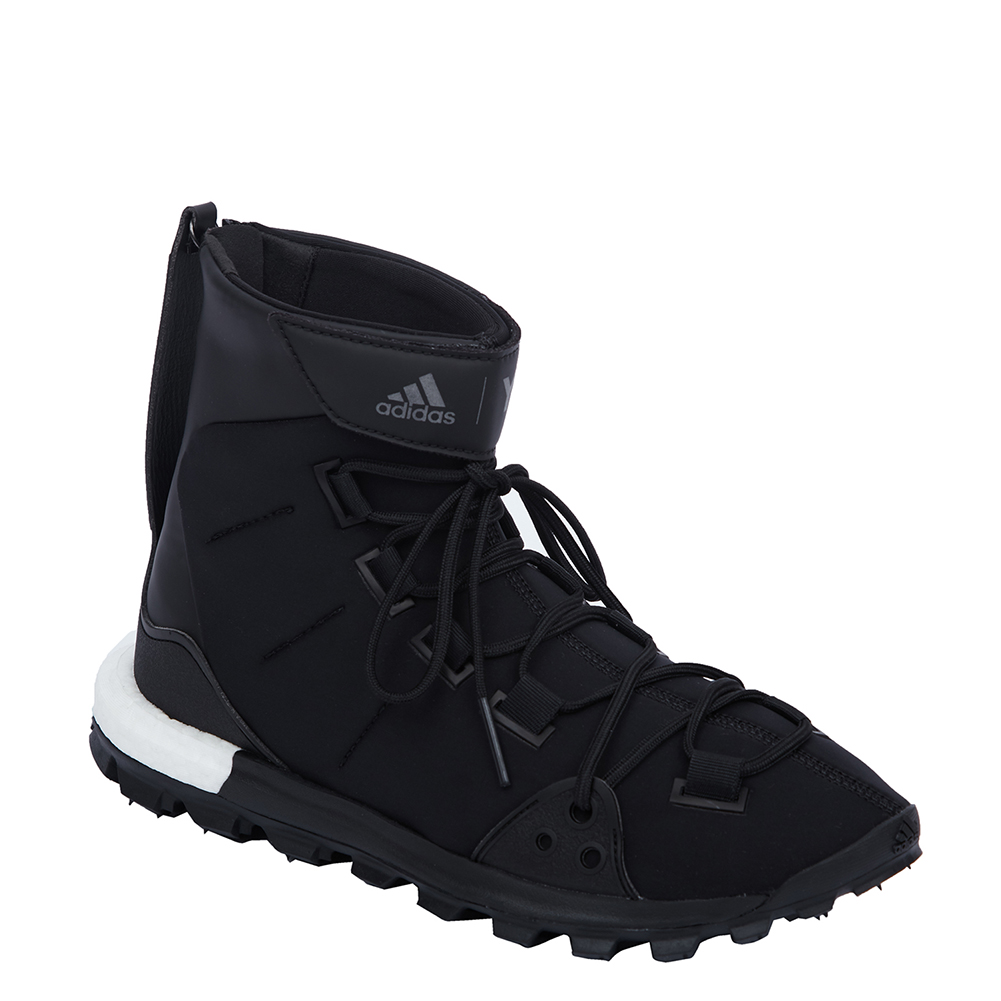 Adidas Y-3 Sport Trail X High Top Sneakers BA7831 Core Black