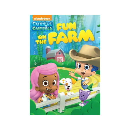 Bubble Guppies: Fun on the Farm (DVD) - The Bubble Guppies Halloween