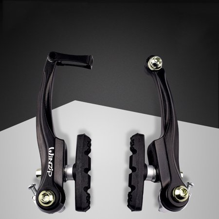 Cyclocross Brake - CX9 Mini-V Brake CNC Front and Rear Cyclocross Bicycle Brakes 1 Pair Set