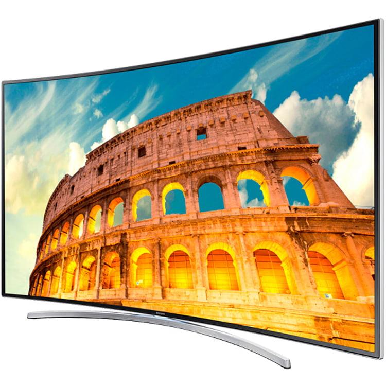 Samsung UN48H8000 - 48-inch 1080p 240Hz 3D Smart Curved LED HDTV