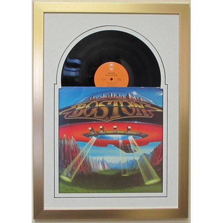 Prefinished Real Wood - Record Album Display Frame