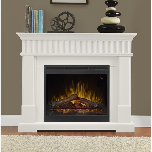 Dimplex Jean Mantel Electric Fireplace