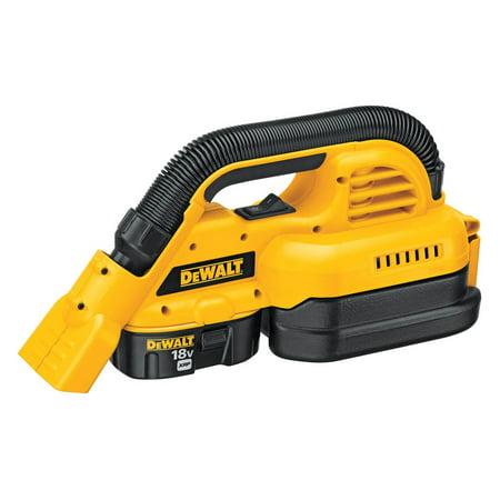 Dewalt Power Tools 1/2 gal. Heavy Duty Wet/Dry Portable Vacuum