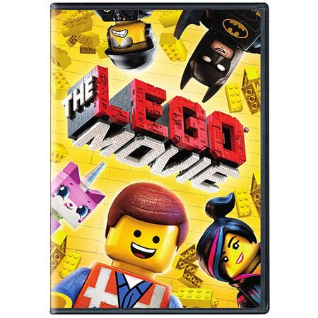 Warner Brothers Lego: The Movie Dvd+dc Std Ws Excl (VUDU Instawatch Included) (Halloween Warner Brothers)