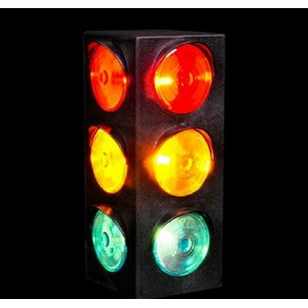 Novelty Lighting Mart : Blinking Novelty Traffic Light - Walmart.com