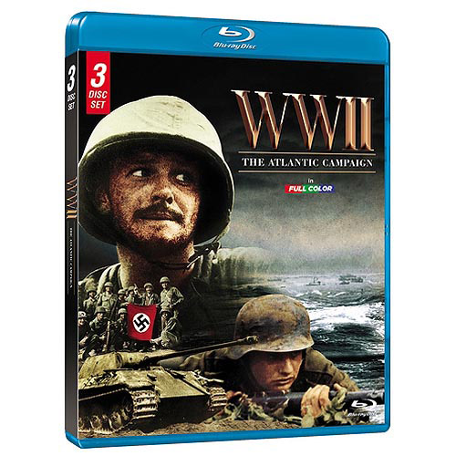 WWII Battlefront: The Atlantic Campaign (Blu-ray) (Anamorphic Widescreen)