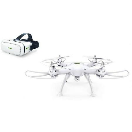 4d9091bd9 Promark Virtual Reality Drone P70 VR Drone - Walmart.com