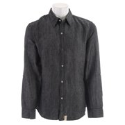 Scout L/S Shirt Graphite Black Sz M