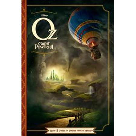 Oz: The Great and Powerful Junior Novel - eBook