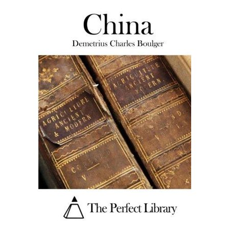 Boulger, Demetrius Charles: China - image 1 of 1