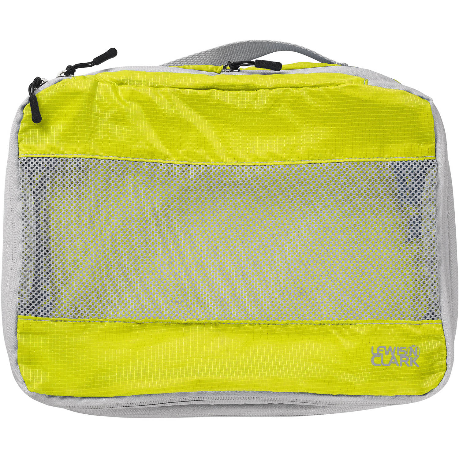 ElectroLight Packing Cube, Medium, Neon Lemon