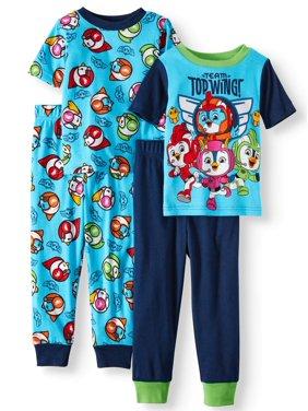 f210f63ea438 Toddler Boys Pajama Sets - Walmart.com