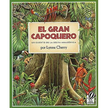 El gran capoquero : Un cuento de la selva - Un Cuento De Halloween Corto
