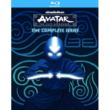 Avatar - The Last Airbender: The Complete Series (Blu-ray)