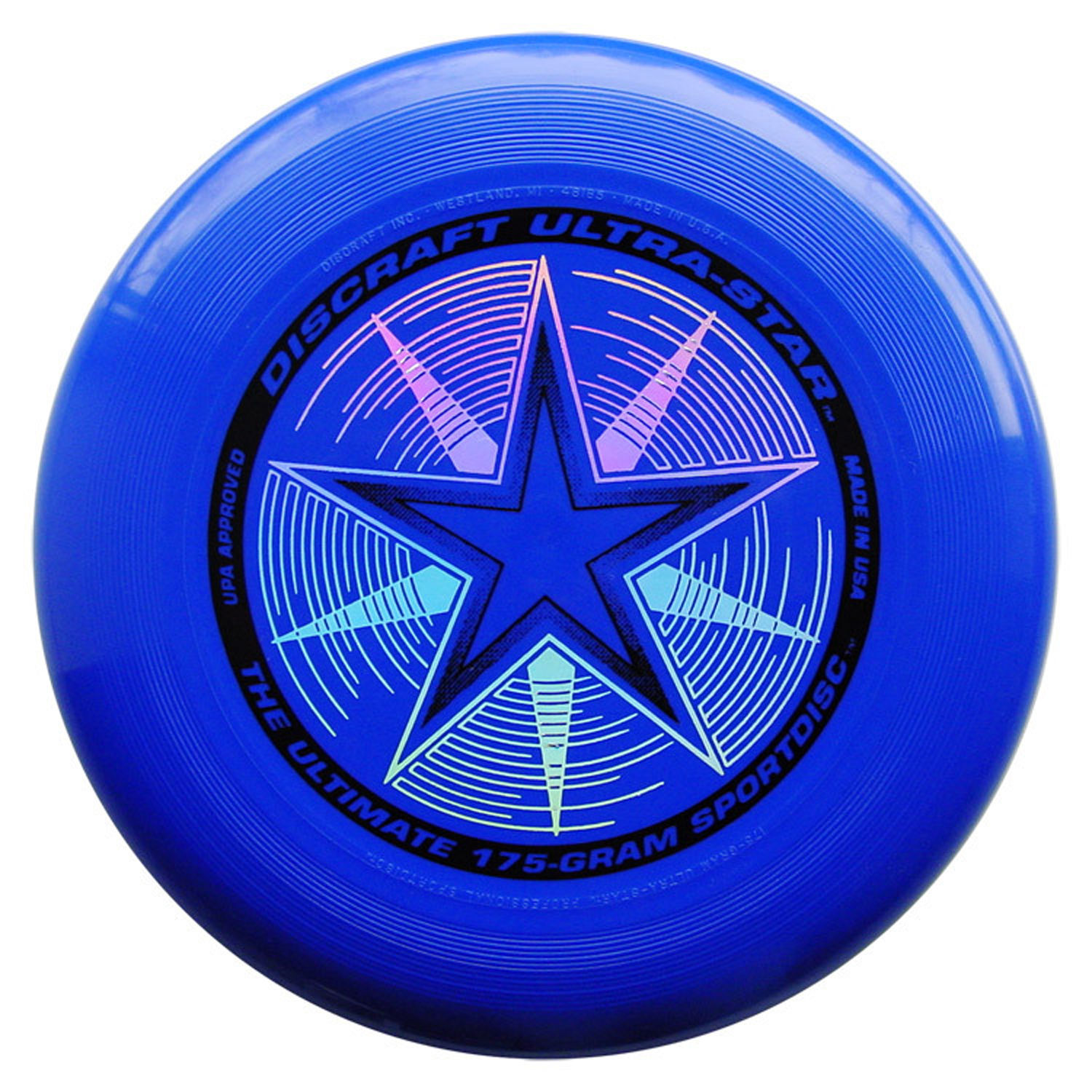 Discraft Ultra-Star 175g Royal Blue