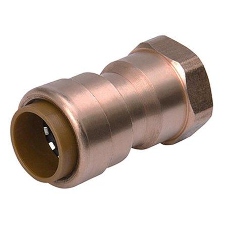 Mueller Industries 650-204HC  75 Copper x Female Adapter | Walmart