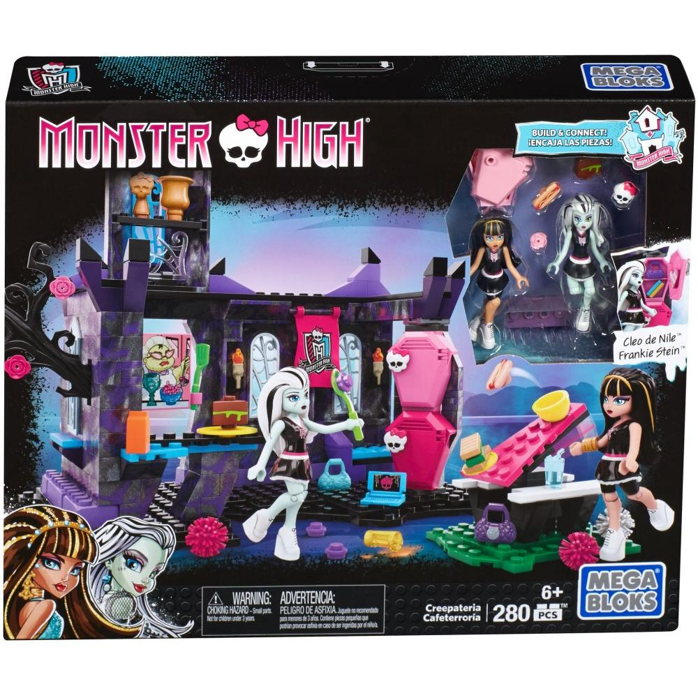 Mega Bloks Monster High Creepatoria Playset