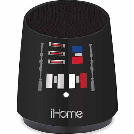 Star Wars Darth Vader Rechargeable Mini Speaker