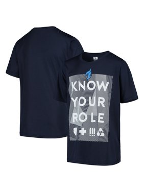 Dallas Fuel Youth Overwatch League Role Player T-Shirt - Blue