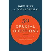 50 Crucial Questions - eBook