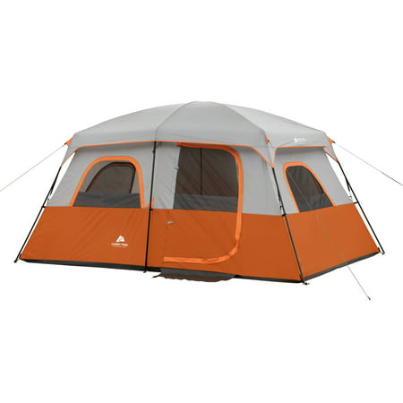 "Ozark Trail 13' x 9' with 76""H Family Cabin Tent, Sleeps 8"