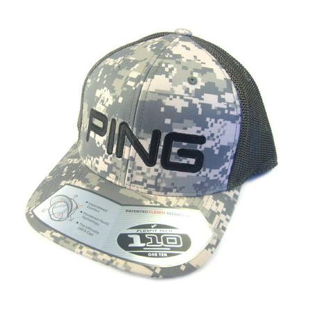 Ping Tour Mesh Cap (Digital Camo 32d4bb2394e