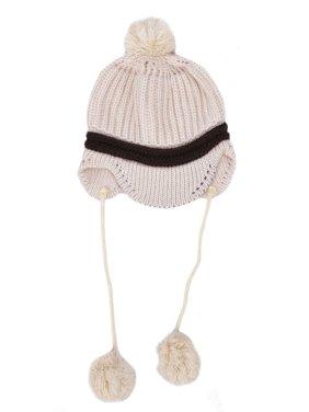 ba77979a574 Product Image Winter Warm Girl Boy Baby Kid Toddler Hats Rabbit Ear Flap  Knit Sweater Crochet