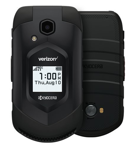 Kyocera DuraXV LTE E4610 16GB Verizon Wireless Rugged Waterproof Phone + PTT Certified Pre Owned