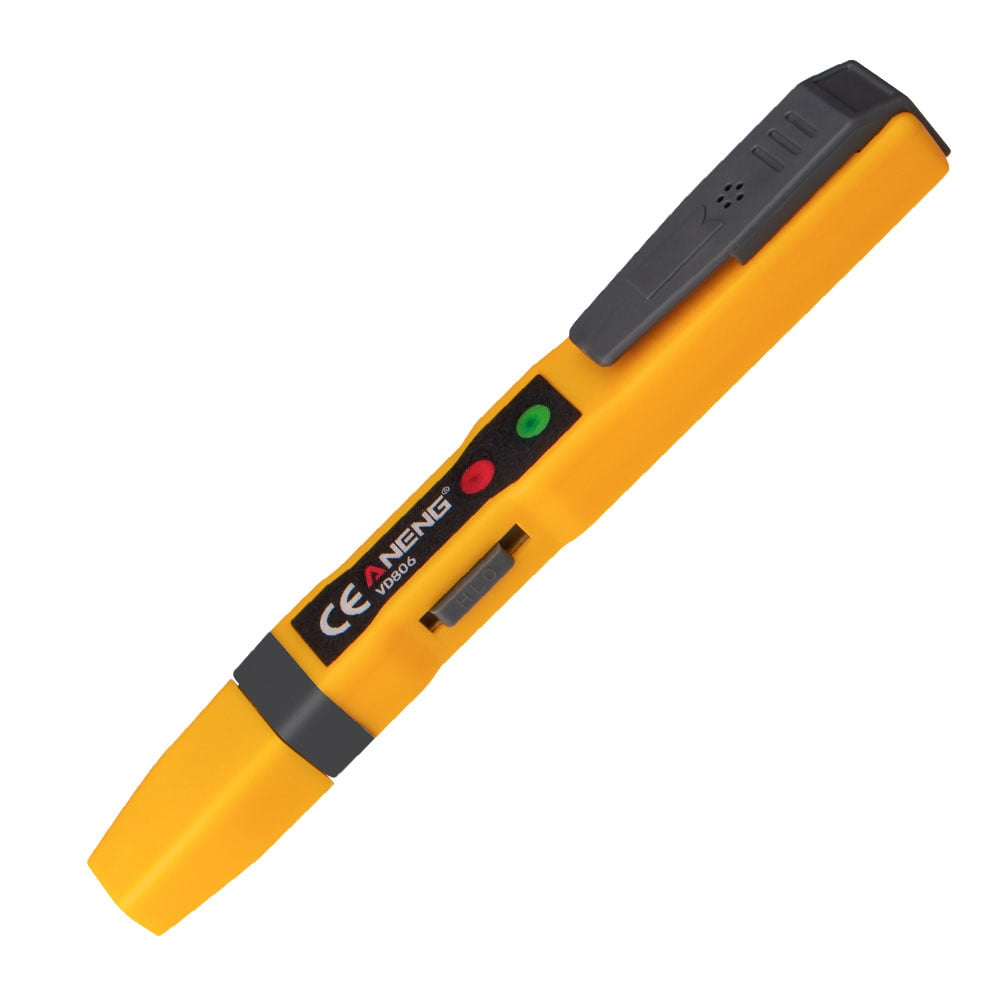 Non-contact Voltage Tester AC Detector Pen Digital DC Measure Electric Test Pen