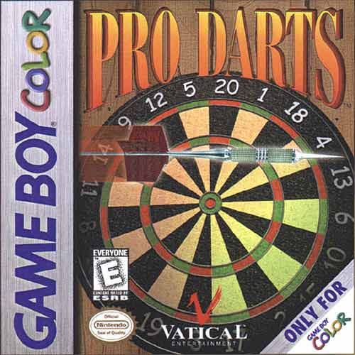 Darts Classic Game Boy Color