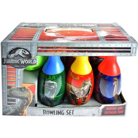 Display Box Set (Jurassic World Bowling Set in Display Box )