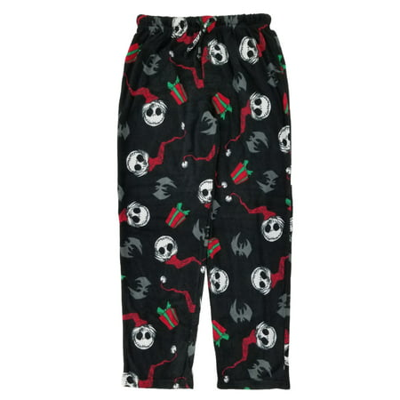 The Nightmare Before Christmas Mens Fleece Sleep Lounge Pants Pajama Bottoms - Nightmare Before Christmas Adult Onesie