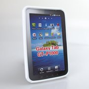 Impecca PSSG01W Pssg01 Tpu Case For Samsung Galaxy Tablet - White