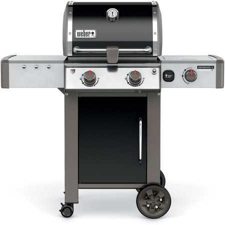 Weber Genesis II LX E-240 Black Natural Gas Grill