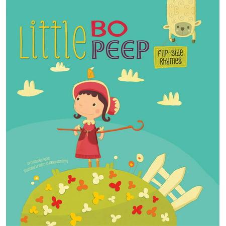 Little Bo Peep Flip-Side Rhymes - eBook