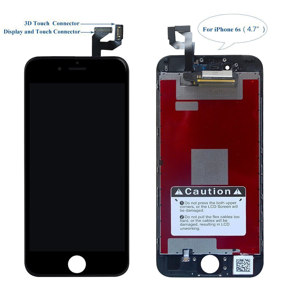 save off 61832 69f64 iPhone 6s Lcd Screen Replacement (4.7 Inch) Display Touch Digitizer ...