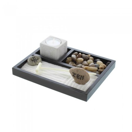 Mini Garden Kit (TABLETOP ZEN GARDEN KIT )