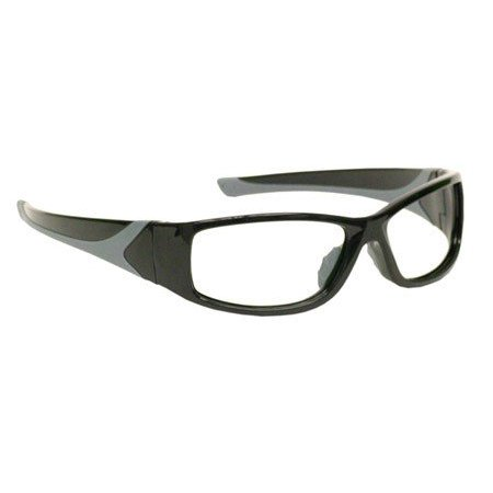 - Laser Safety Eyewear - Co2/Excimer Filter In Black Plastic Wrap-Around Frame Style