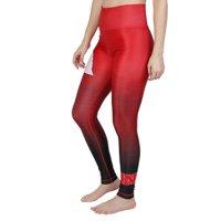 NCAA Nebraska Fringe Ladies' Sublimated Legging