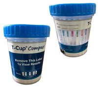 16 Panel Drug Test Cup AMP, BAR, BUP, BZO, Cocaine, Alcohol, Fentanyl, K2, Meth, Ecstasy, MTD, Opiates, OXY, PCP, THC, Tramadol