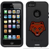 Abilene Primary Mark Design on OtterBox Commuter Series Case for Apple iPhone 5SE/5s/5