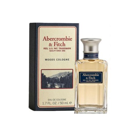 Abercrombie & Fitch Woods Eau De Cologne 1.7 oz / 50 ml Spray For Men (Woods Abercrombie And Fitch)