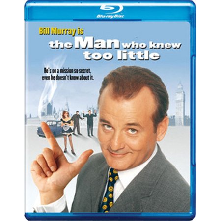 The Man Who Knew Too Little (Blu-ray) - Little Man In The Boat