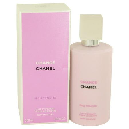 CHANEL - Chance Eau Tendre by Chanel - Women - Body Lotion 6.8 oz -  Walmart.com 589342deb4