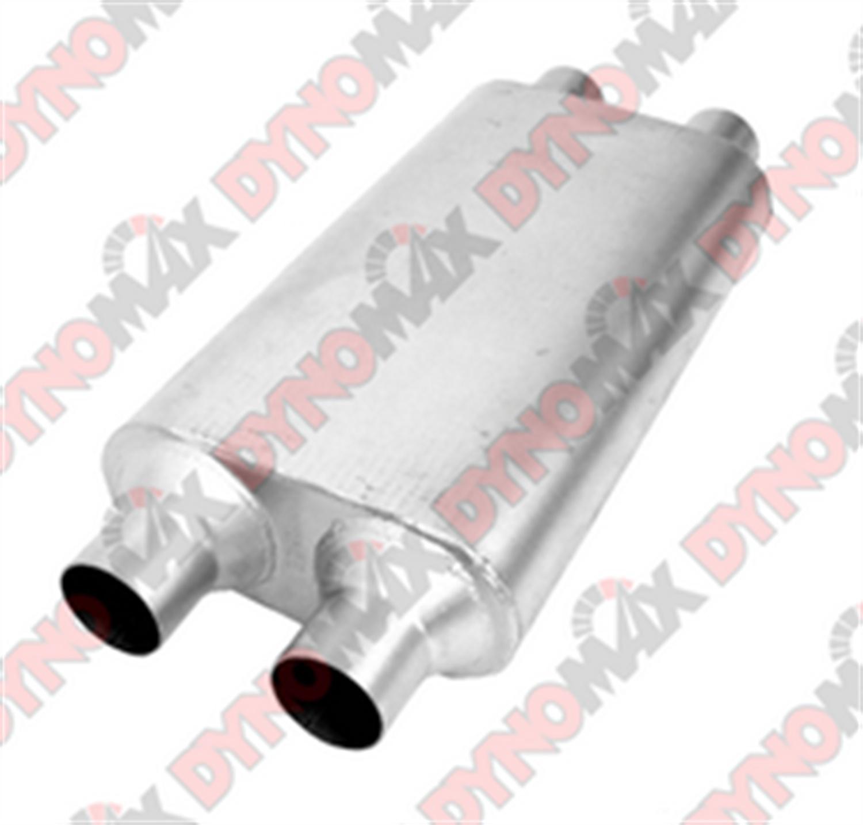 Dynomax 17637 Thrush Welded Exhaust Muffler - image 2 de 2